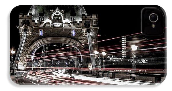 Tower Bridge London IPhone 4 Case by Martin Newman