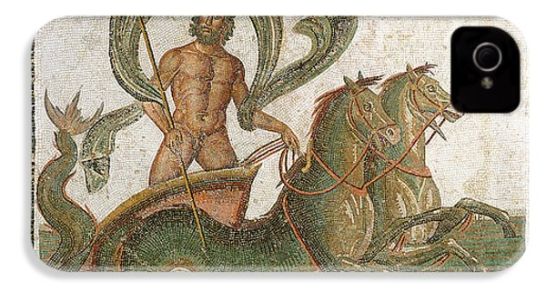 Triumph Of Neptune IPhone 4 Case by Roman School