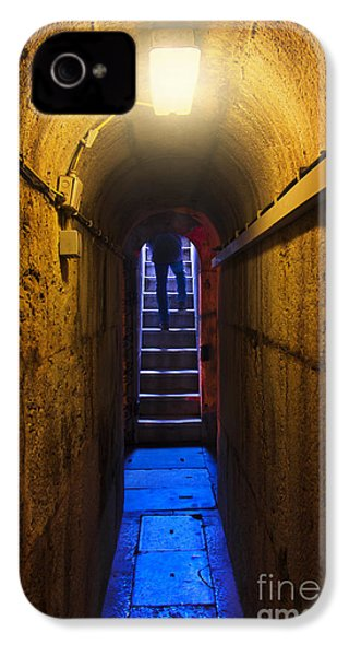 Tunnel Exit IPhone 4 / 4s Case by Carlos Caetano