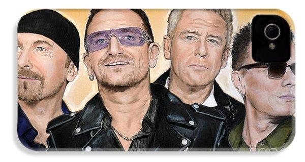 U2 IPhone 4 Case