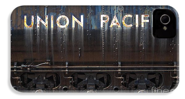 Union Pacific - Big Boy Tender IPhone 4 Case by Paul W Faust -  Impressions of Light
