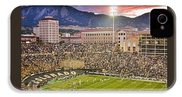University Of Colorado Boulder Go Buffs IPhone 4 Case