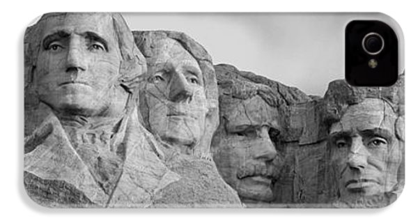 Usa, South Dakota, Mount Rushmore, Low IPhone 4 Case by Panoramic Images