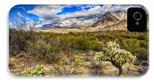 IPhone 4 Case featuring the photograph Valley View 27 by Mark Myhaver