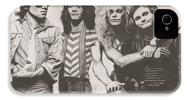 Van Halen IPhone 4 Case by Jeff Ridlen