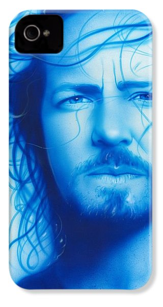Eddie Vedder - ' Vedder ' IPhone 4 Case