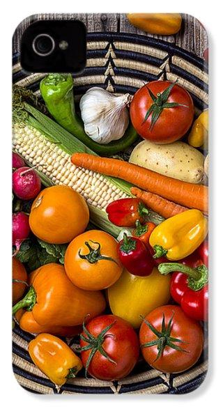 Vegetable Basket    IPhone 4 Case
