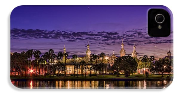 Venus Over The Minarets IPhone 4 Case by Marvin Spates