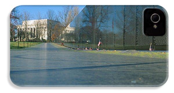 Vietnam Veterans Memorial, Washington Dc IPhone 4 Case by Panoramic Images