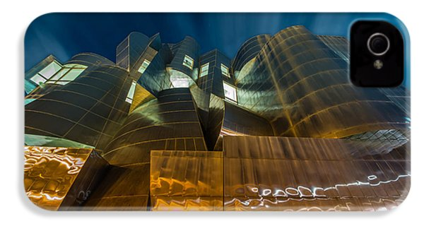 Weisman Art Museum IPhone 4 Case by Mark Goodman