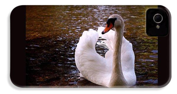 White Swan IPhone 4 Case