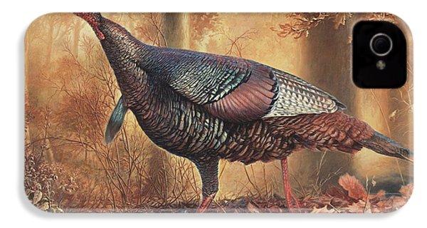 Wild Turkey IPhone 4 Case