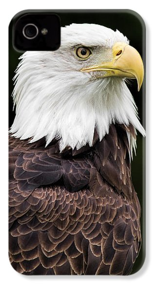 With Dignity IPhone 4 Case by Dale Kincaid