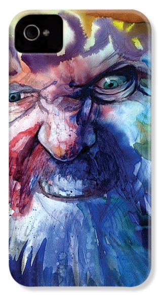 Wizzlewump IPhone 4 / 4s Case by Frank Robert Dixon