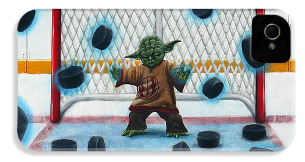 Yoda Saves Everything IPhone 4 Case by Marlon Huynh