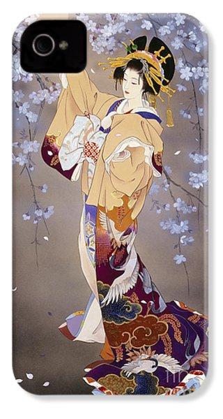 Yoi IPhone 4 Case by Haruyo Morita
