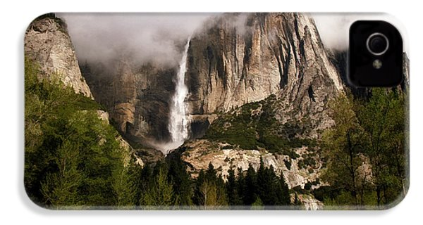 Yosemite Valley View IPhone 4 Case