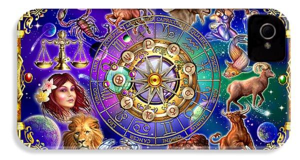 Zodiac 2 IPhone 4 Case by Ciro Marchetti