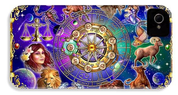 Zodiac IPhone 4 Case by Ciro Marchetti