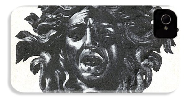 Medusa Head IPhone 4 / 4s Case by Photo Researchers