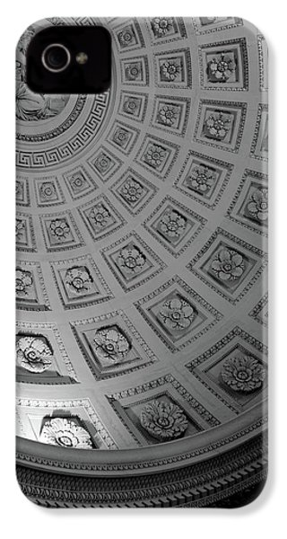 Pantheon Dome IPhone 4 Case by Sebastian Musial