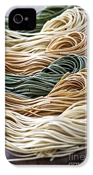 Tagliolini Pasta IPhone 4 / 4s Case by Elena Elisseeva