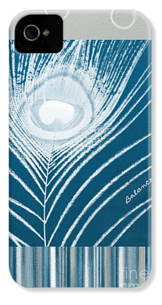 Balance IPhone 4 / 4s Case by Linda Woods