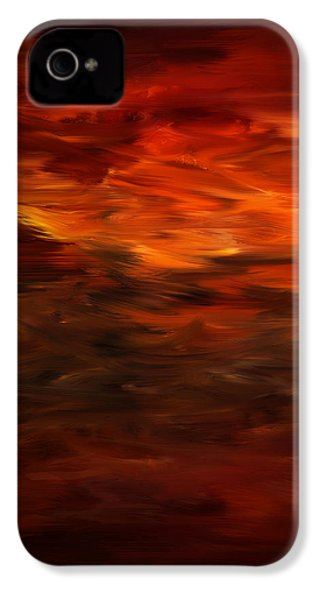 Autumn's Grace IPhone 4 / 4s Case by Lourry Legarde