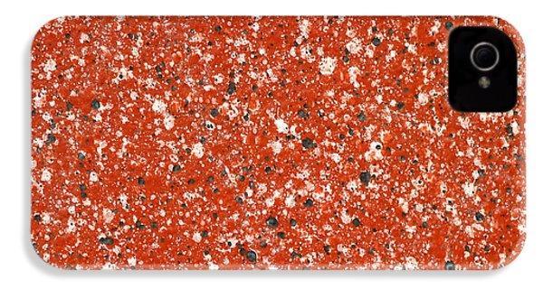 Fake Granite IPhone 4 Case by Henrik Lehnerer