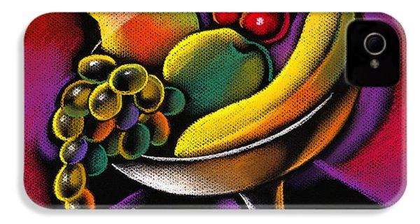 Fruits IPhone 4 Case by Leon Zernitsky