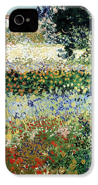 Garden In Bloom IPhone 4 Case