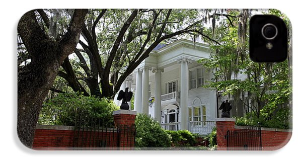 Southern Living IPhone 4 Case by Karen Wiles