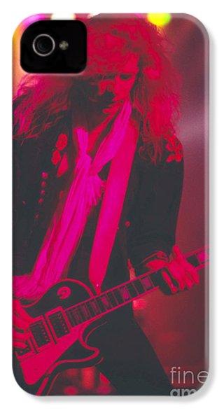 Steve Clarke IPhone 4 Case by David Plastik
