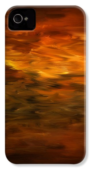 Summer's Hymns IPhone 4 / 4s Case by Lourry Legarde