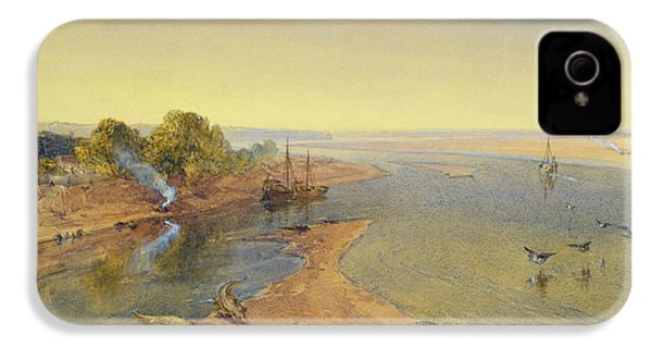 The Ganges IPhone 4 Case by William Crimea Simpson