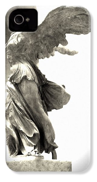 The Winged Victory - Paris Louvre IPhone 4 Case