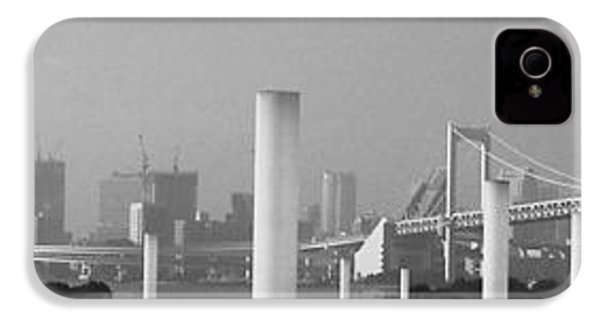 Tokyo Panorama IPhone 4 / 4s Case by Naxart Studio