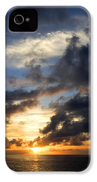 Tropical Sunset IPhone 4 / 4s Case by Fabrizio Troiani