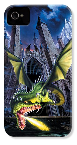 Unleashed IPhone 4 / 4s Case by The Dragon Chronicles