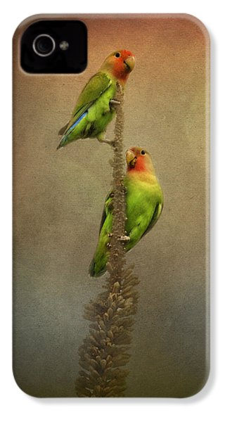 Up And Away We Go IPhone 4 / 4s Case by Saija  Lehtonen