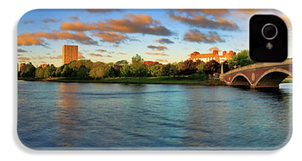 Weeks' Bridge Panorama IPhone 4 / 4s Case by Rick Berk
