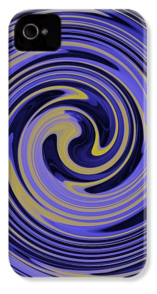 You Are Like A Hurricane IPhone 4 Case by Bill Cannon