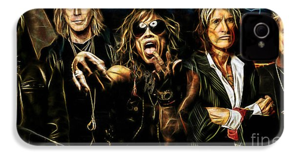 Aerosmith Collection IPhone 4 Case