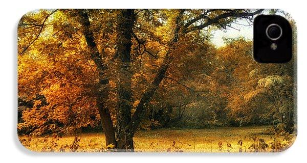 Autumn Arises IPhone 4 Case by Jessica Jenney