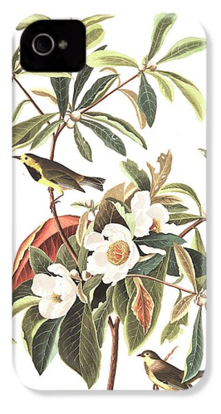 Bachman's Warbler  IPhone 4 Case