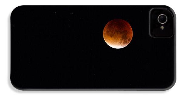 Blood Moon Super Moon 2015 IPhone 4 Case