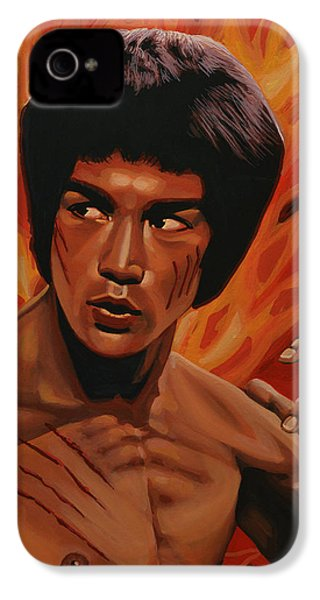 Bruce Lee Enter The Dragon IPhone 4 Case