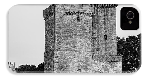 Clackmannan Tower IPhone 4 Case by Jeremy Lavender Photography