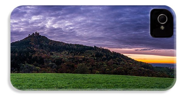 Clouds Over The Hohenzollern Castle IPhone 4 Case