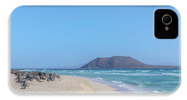 Corralejo - Fuerteventura IPhone 4 Case by Joana Kruse